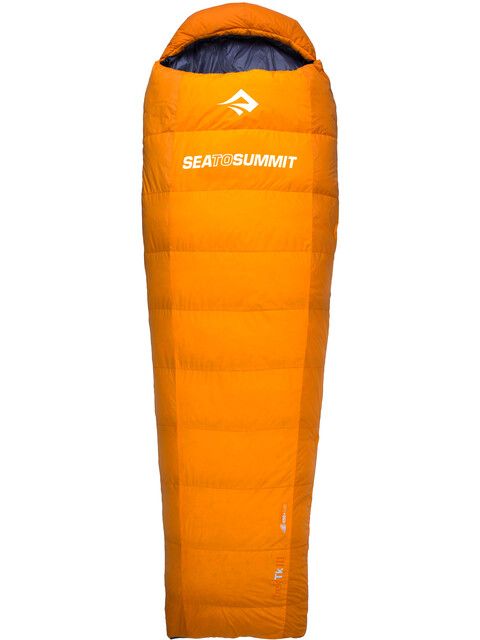 Sea to Summit Trek TkIII Sleeping Bag Regular orange